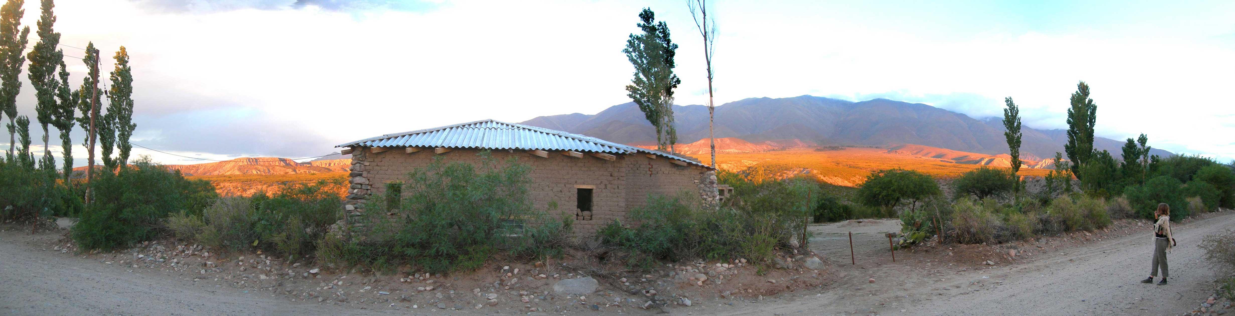casa TC / Amaicha 2007